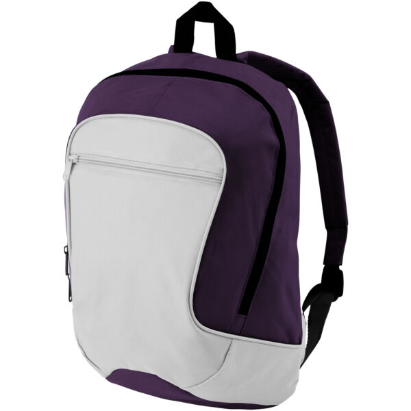 Laguna zippered front pocket backpack (11980603)