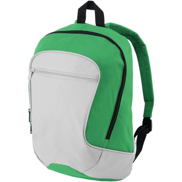 Laguna zippered front pocket backpack (11980604)