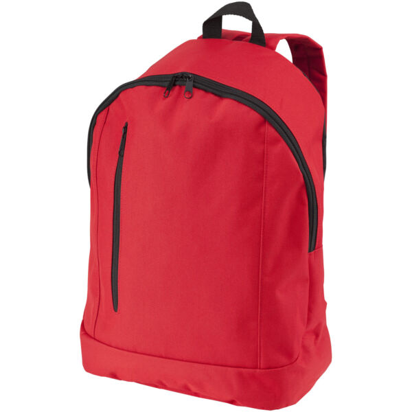 Boulder vertical zipper backpack (11980801)