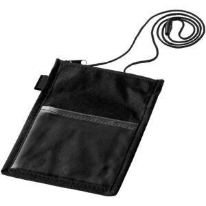 Identify badge holder pouch with pen loop (12010700)