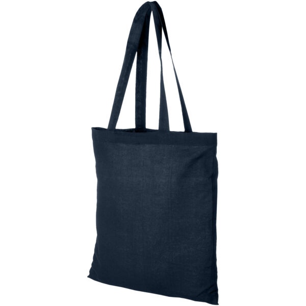 Madras 140 g/m² cotton tote bag (12018103)