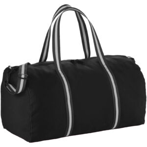 Weekender cotton travel duffel bag (12019400)