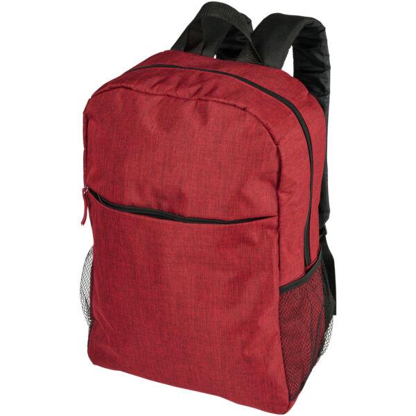 "Hoss 15.6"" heathered laptop backpack (12024701)"