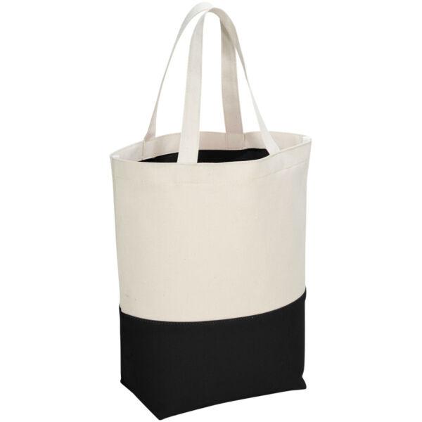 Colour-pop 284 g/m² cotton tote bag (12025800)