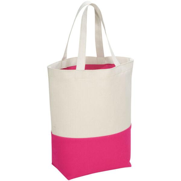 Colour-pop 284 g/m² cotton tote bag (12025803)