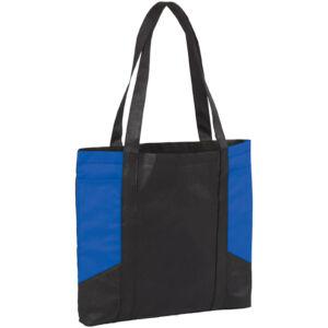 Joey coloured panel non-woven tote bag (12026001)