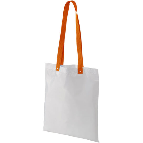 Uto coloured handles convention tote bag (12026900)