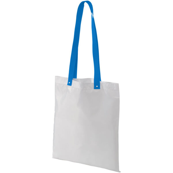Uto coloured handles convention tote bag (12026901)