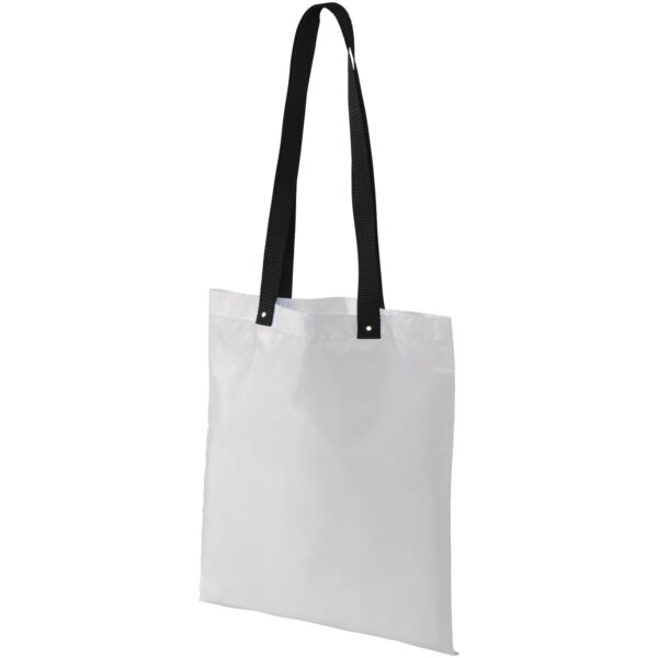Uto coloured handles convention tote bag (12026902)