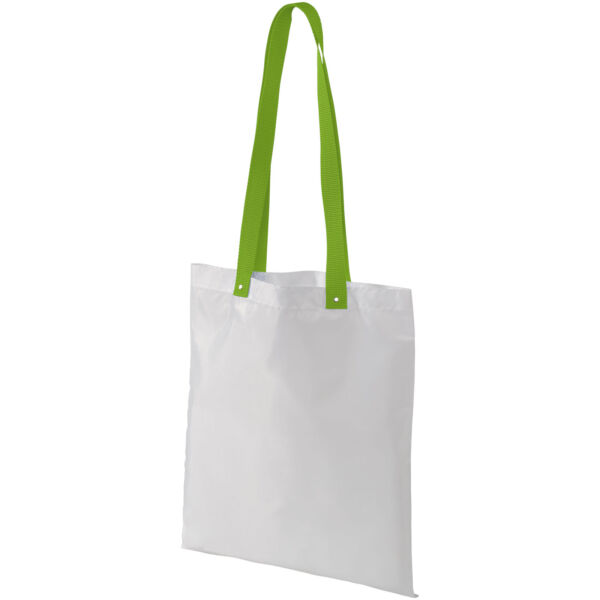Uto coloured handles convention tote bag (12026903)