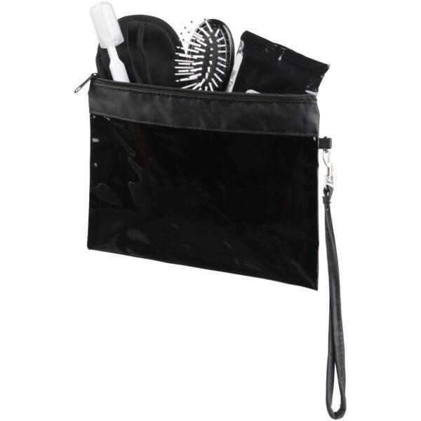 Sid seethrough travel pouch (12028601)