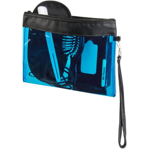 Sid seethrough travel pouch (12028602)