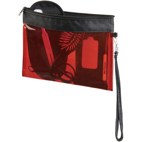Sid seethrough travel pouch (12028603)