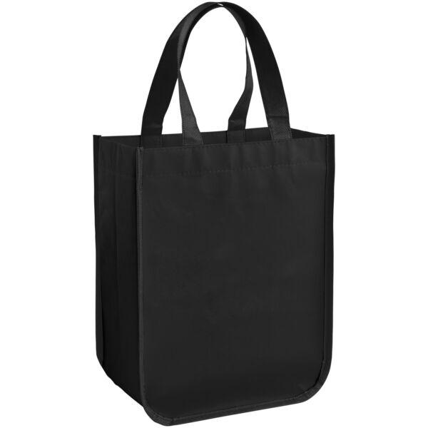 Acolla small laminated shopping tote bag (12034500)