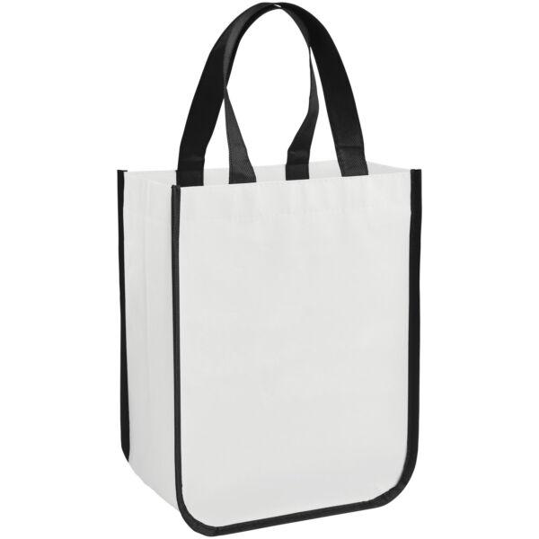 Acolla small laminated shopping tote bag (12034501)