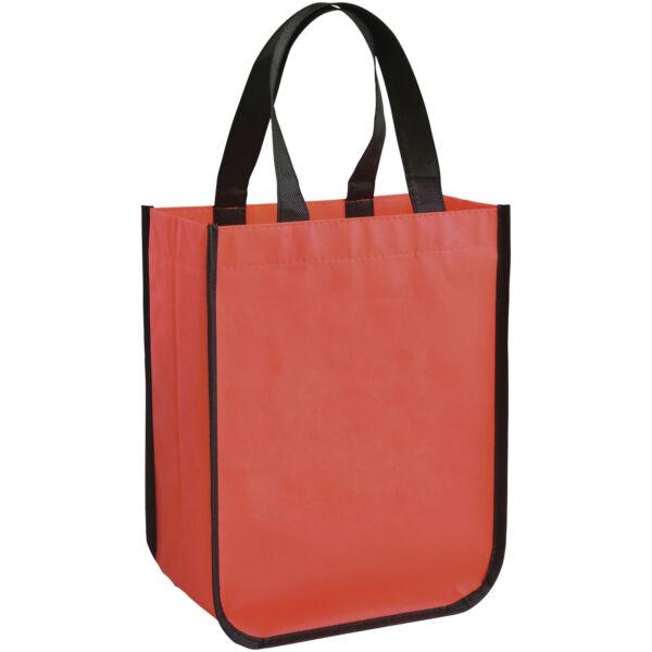 Acolla small laminated shopping tote bag (12034502)