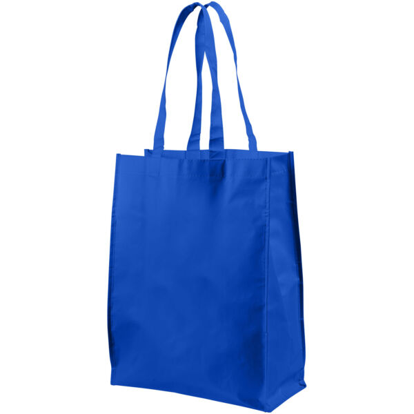 Conessa laminated shopping tote bag (12034603)