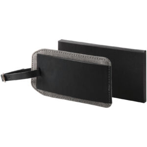 Heathered luggage tag (12038300)