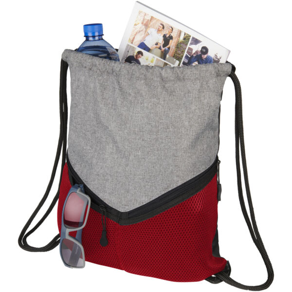 Voyager drawstring backpack (12038501)