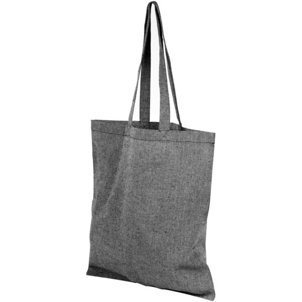 Pheebs 150 g/m² recycled cotton tote bag (12041001)