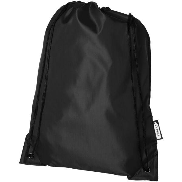 Oriole RPET drawstring backpack (12046100)