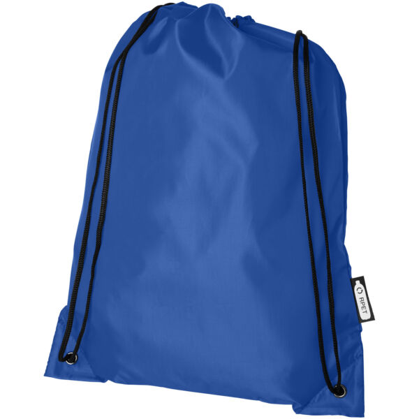 Oriole RPET drawstring backpack (12046102)