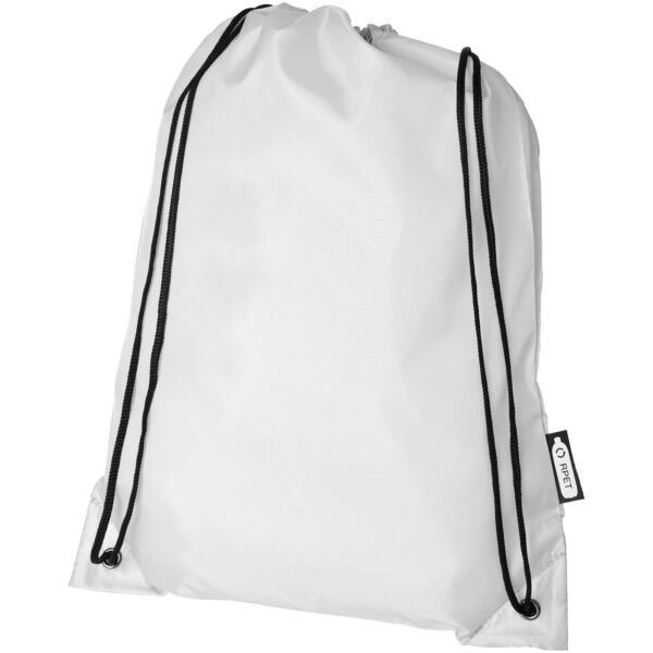 Oriole RPET drawstring backpack (12046104)