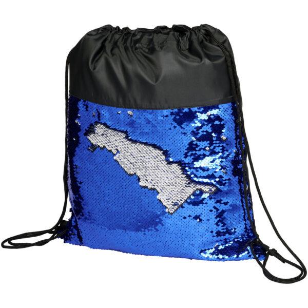 Mermaid sequin drawstring backpack (12046501)