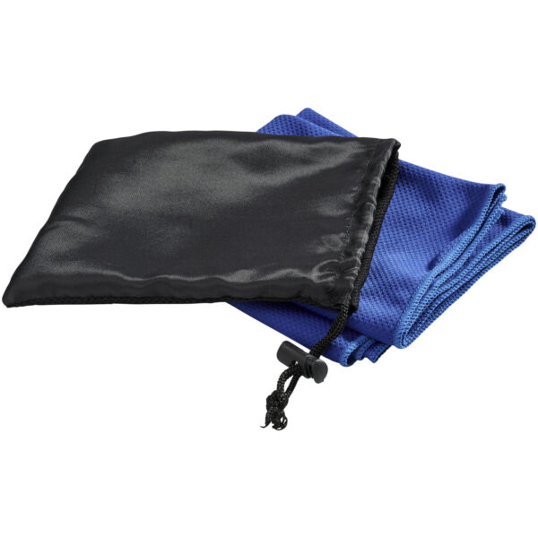 Peter cooling towel in mesh pouch (12617105)