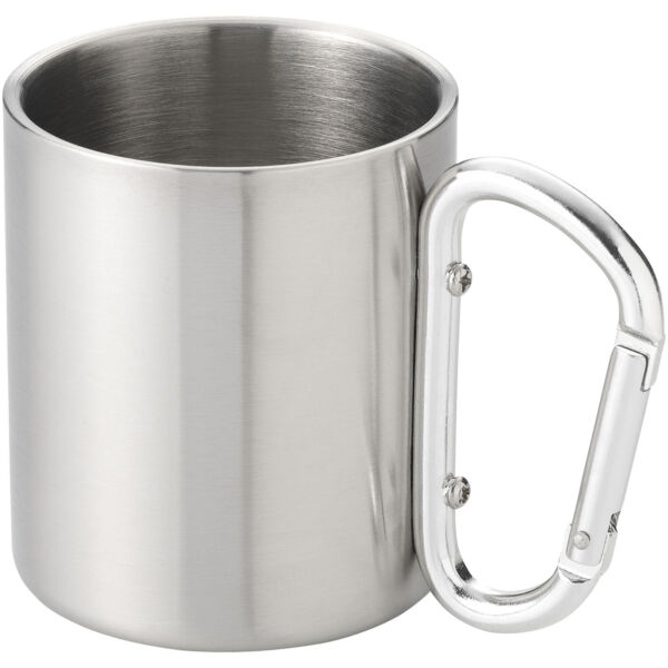 Alps 200 ml vacuum insulated mug with carabiner (19538304)