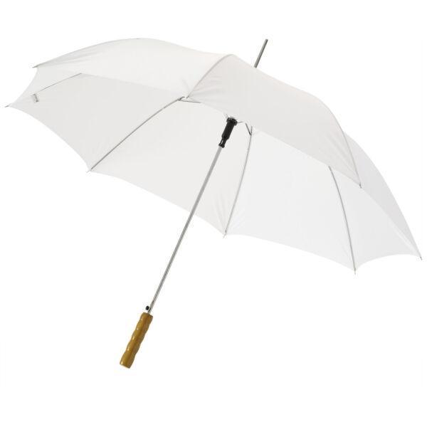 "Lisa 23"" auto open umbrella with wooden handle (19547890)"