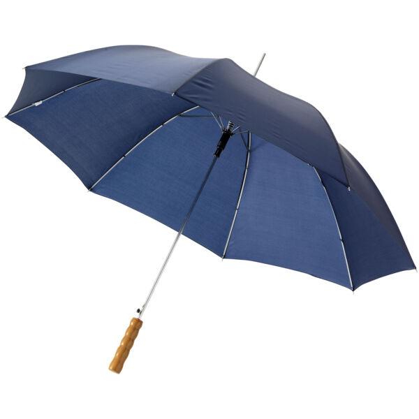"Lisa 23"" auto open umbrella with wooden handle (19547898)"