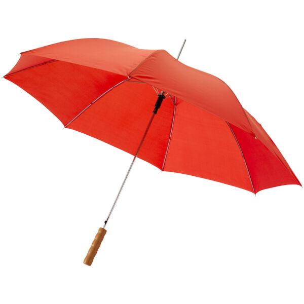 "Lisa 23"" auto open umbrella with wooden handle (19547900)"