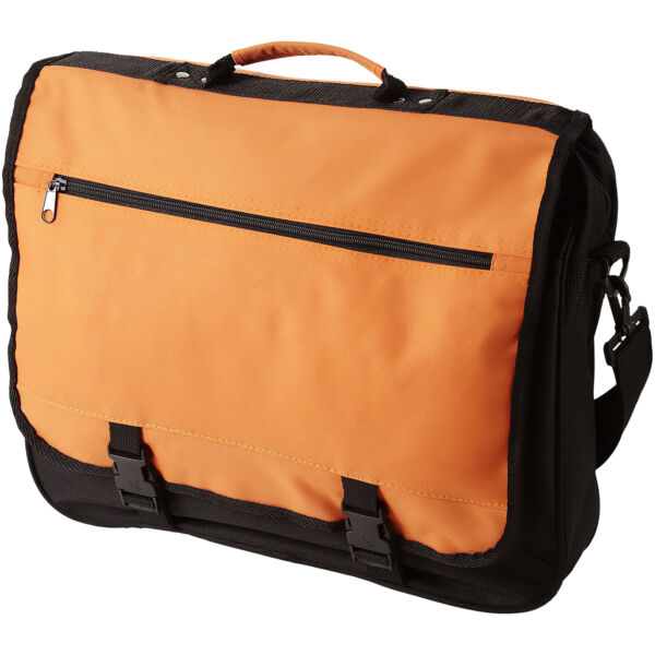 Anchorage 2-buckle closure conference bag (19549017)