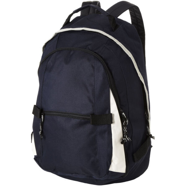Colorado covered zipper backpack (19549667)