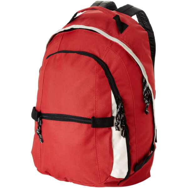 Colorado covered zipper backpack (19549669)
