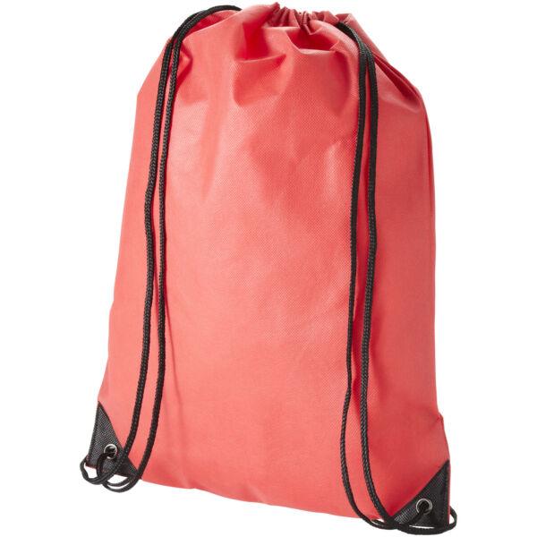 Evergreen non-woven drawstring backpack (19550056)