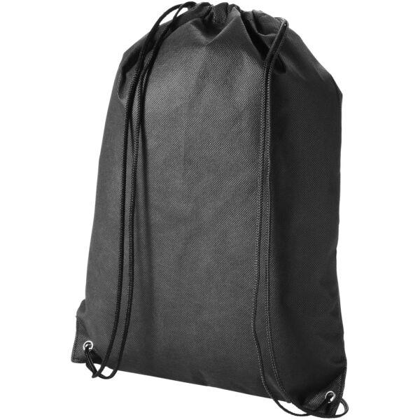 Evergreen non-woven drawstring backpack (19550057)
