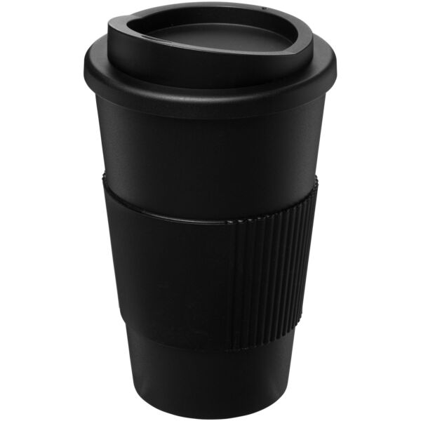 Americano® 350 ml insulated tumbler with grip (21000200)