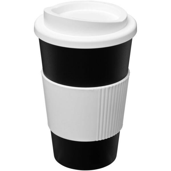 Americano® 350 ml insulated tumbler with grip (21000201)