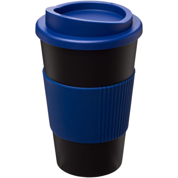 Americano® 350 ml insulated tumbler with grip (21000202)