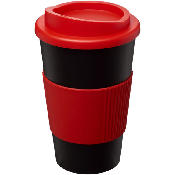 Americano® 350 ml insulated tumbler with grip (21000203)