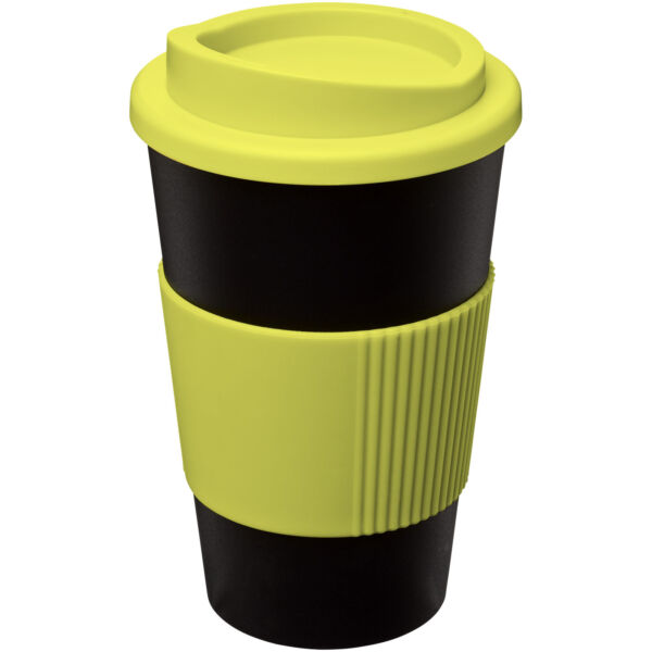 Americano® 350 ml insulated tumbler with grip (21000204)