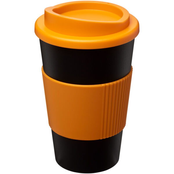 Americano® 350 ml insulated tumbler with grip (21000205)