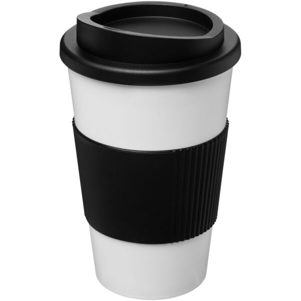 Americano® 350 ml insulated tumbler with grip (21000208)