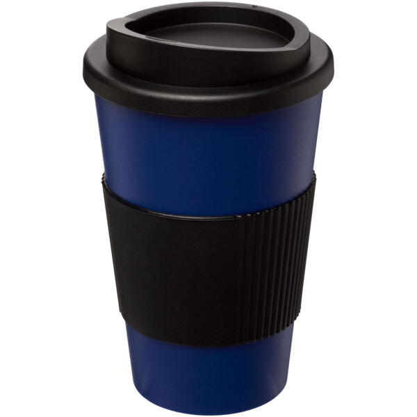 Americano® 350 ml insulated tumbler with grip (21000214)