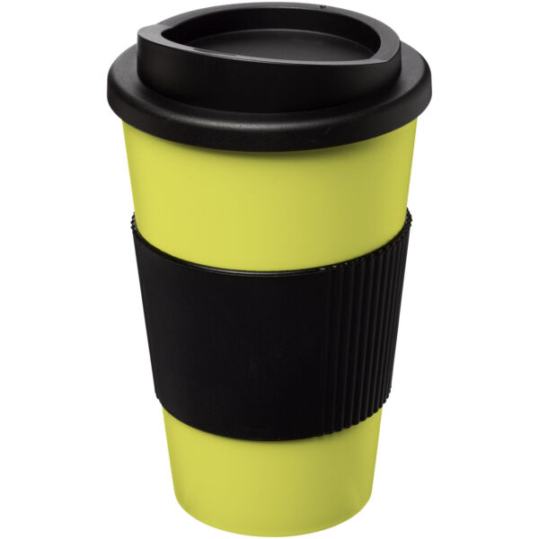 Americano® 350 ml insulated tumbler with grip (21000220)