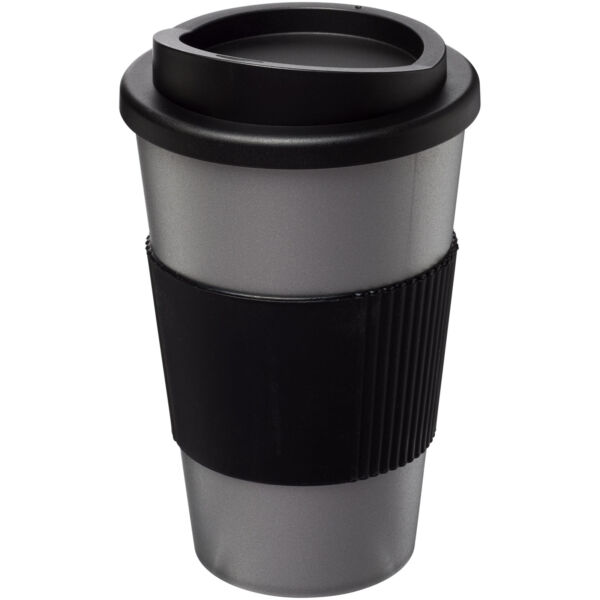 Americano® 350 ml insulated tumbler with grip (21000224)