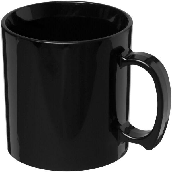 Standard 300 ml plastic mug (21001400)