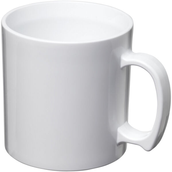 Standard 300 ml plastic mug (21001401)